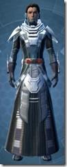 Sorcerer Adept - Male Front