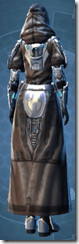 Venerable Ardent Blade Pub - Female Back