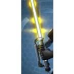 Volatile Conqueror's Lightsaber*