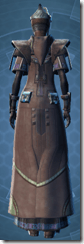 Primeval Seeker Pub - Female Back