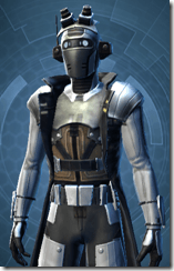 TH-07A Master Scoundrel Imp - Male Close