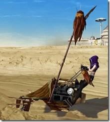 Czerka Desert Special - Side