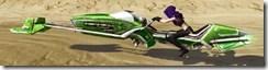 Lhosan Racer - Side
