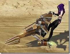 Ubrikki Sand Devil - Side