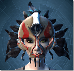 Ceremonial Headdress - Female