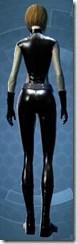 Concealed Bodysuit - Female Back