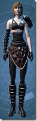 Darth Sion - Female Front