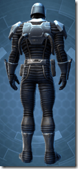 Mandalore the Preserver - Male Back