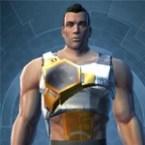 Minimalist Gladiator Chestguard