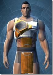 Minimalist Gladiator - Male Front