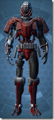 Series 505 Cybernetic - Male Front