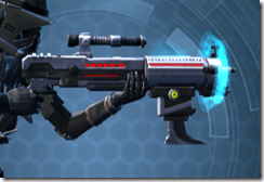 Kell Dragon Blaster Rifle
