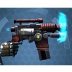 Kell Dragon Field Medic's/ Enforcer's/ Field Tech's/ Professional's Blaster Pistol/ Offhand Blaster