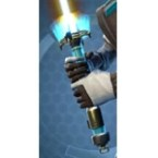 Kell Dragon Weaponmaster/ Challenger/ War Leader/ Vindicator Lightsaber/ Offhand Saber