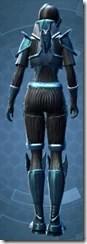 Obroan Trooper - Female Back