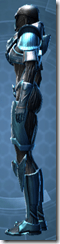 Obroan Trooper - Female Left