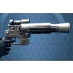 Obroan Field Medic's/ Enforcer's/ Field Tech's/ Professional's Blaster Pistol/ Offhand Blaster