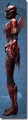 Obroan Inquisitor - Female Left