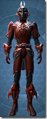 Obroan Inquisitor - Male Front