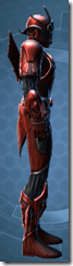 Obroan Inquisitor - Male Right