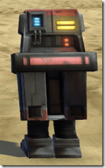 BL-93 Power Droid - Back