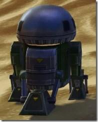 E2-M3 Astromech Droid - Back