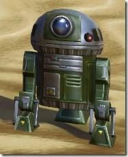 E2-M3 Astromech Droid - Front