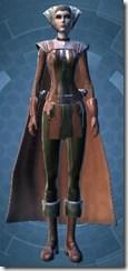 Enshrouding Force Pub - Female Front