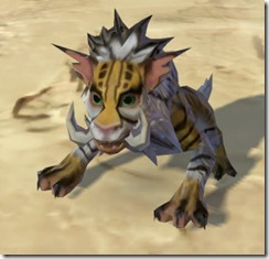 Forest Nekarr Cat - Front