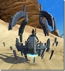Helix Hyperpod Back