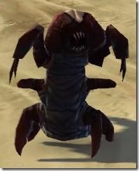 Killik Queen Larva - Front