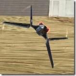 Model Dominion Starfighter - Front