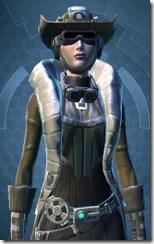 RD-07A Elite Watchman Pub - Female Close