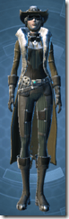 RD-07A Elite Watchman Pub - Female Front