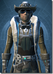 RD-07A Elite Watchman Pub - Male Close