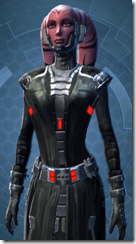 Saber Marshal - Female Close