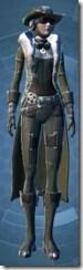TD-07A Dread Scout Pub - Female Front