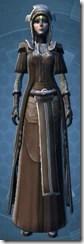 Venerable Seeker Pub - Female Front