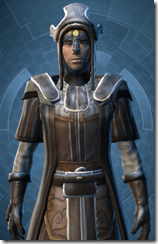 Venerable Seeker Pub - Male Close