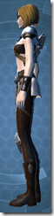 Vintage Brawler - Female Left