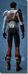 Voltaic Sleuth - Male Back