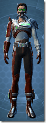 Voltaic Sleuth - Male Front
