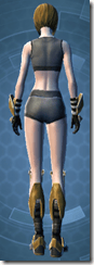 Ascendant's Alloy - Female Back