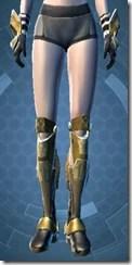 Ascendant's Alloy - Female Close