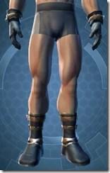 Dark Jedi - Male Close