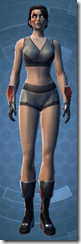Sith Corruptor - Female Front