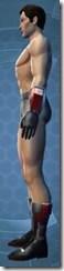 Sith Corruptor - Male Left
