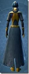 Dread Forged Smuggler - Female Back