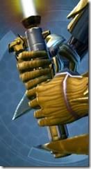 Dread Forged -- Lightsaber