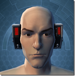 Cyborg Construct AM-7 - Male Front